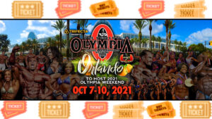 Mr. Olympia Tickets With Cheap Price